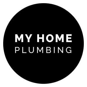 my home plumbing logo