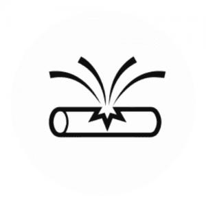 burst pipe icon