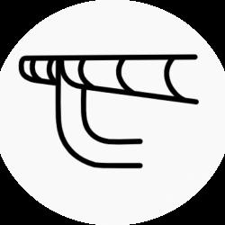 gutter icon