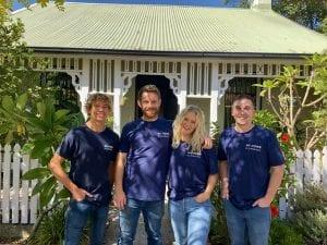 My Home Plumbing Team Photo Bright